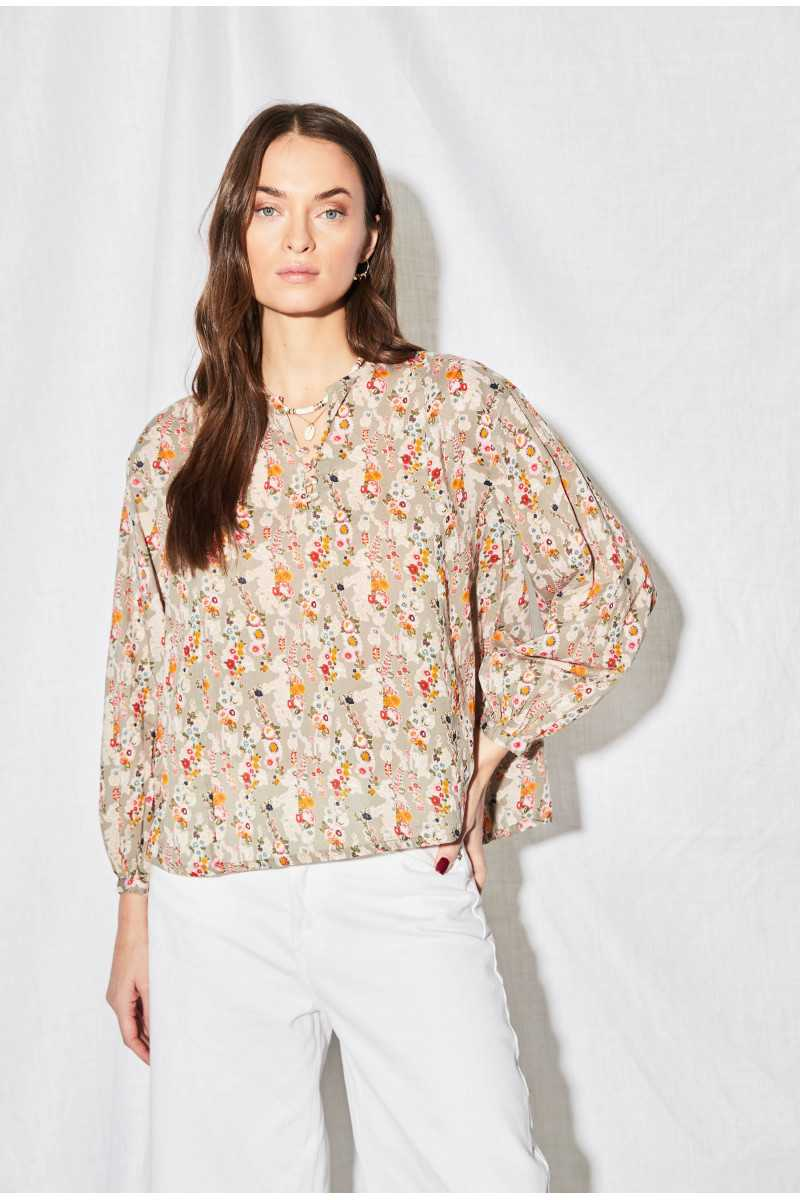 Liberty Kaly Blouse