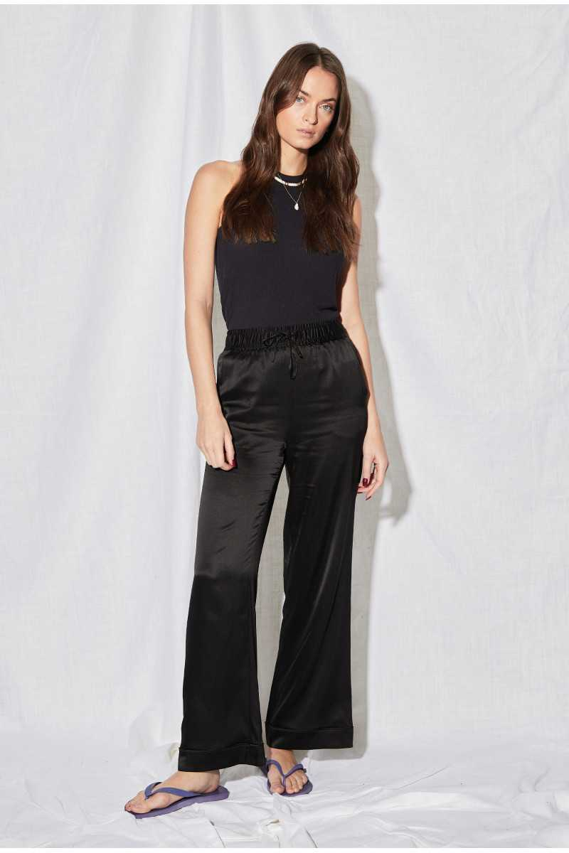 Gabriella Silk Pants