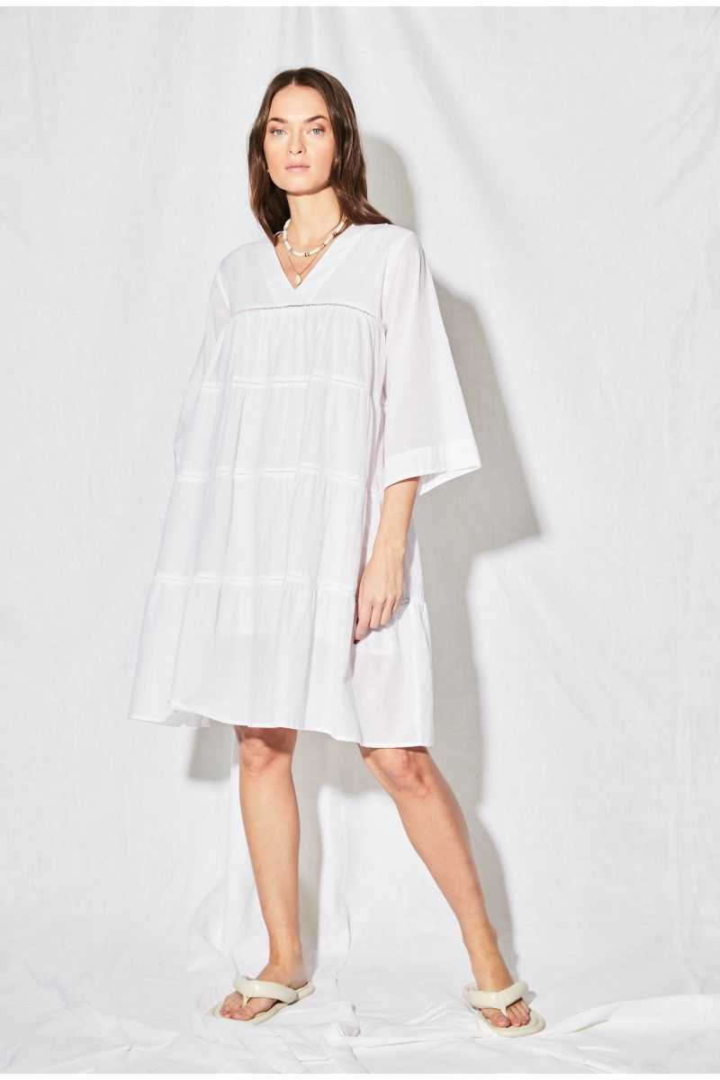 PANDORE Cotton Dress
