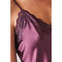 Satin and lace camisole Lydia NOTSHY