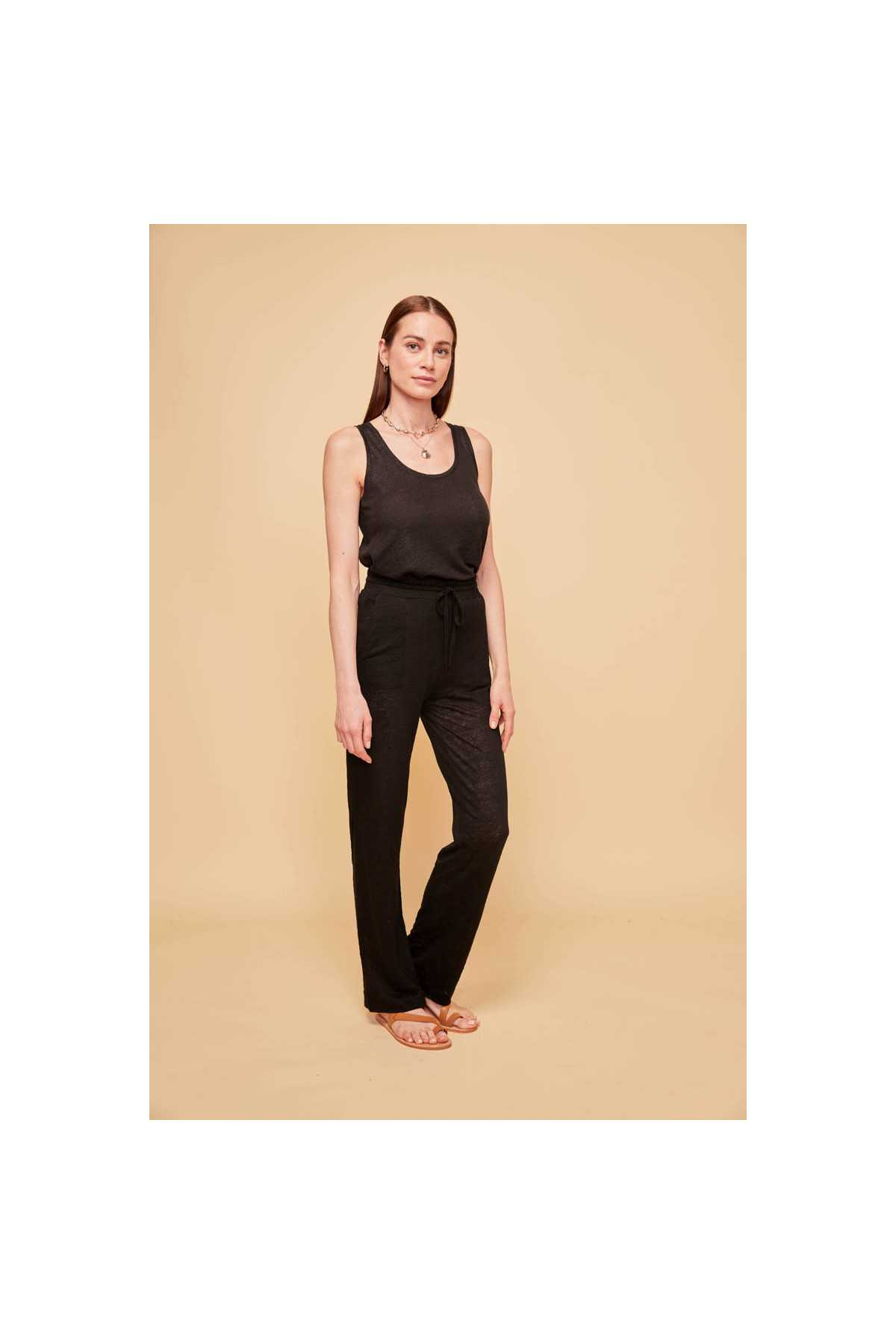 SATINE Trousers NOTSHY
