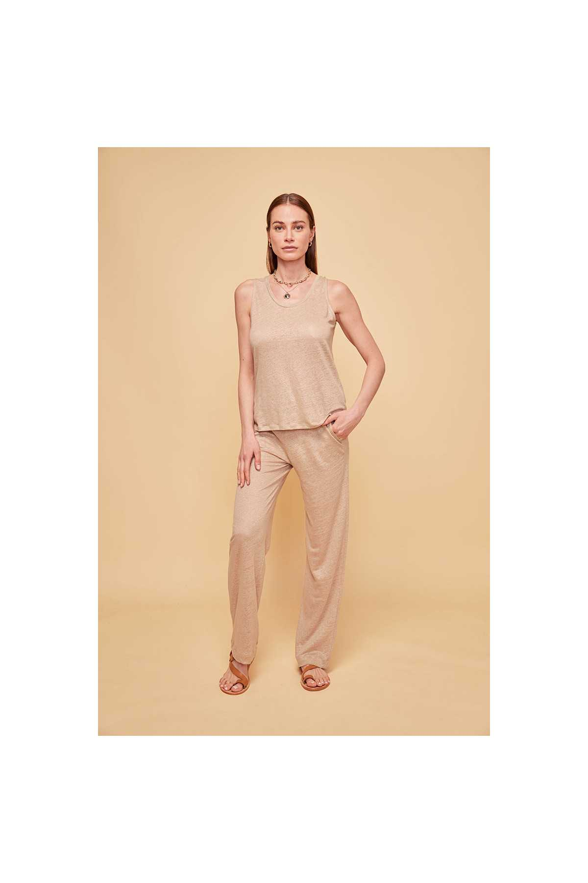 SATINE Trousers