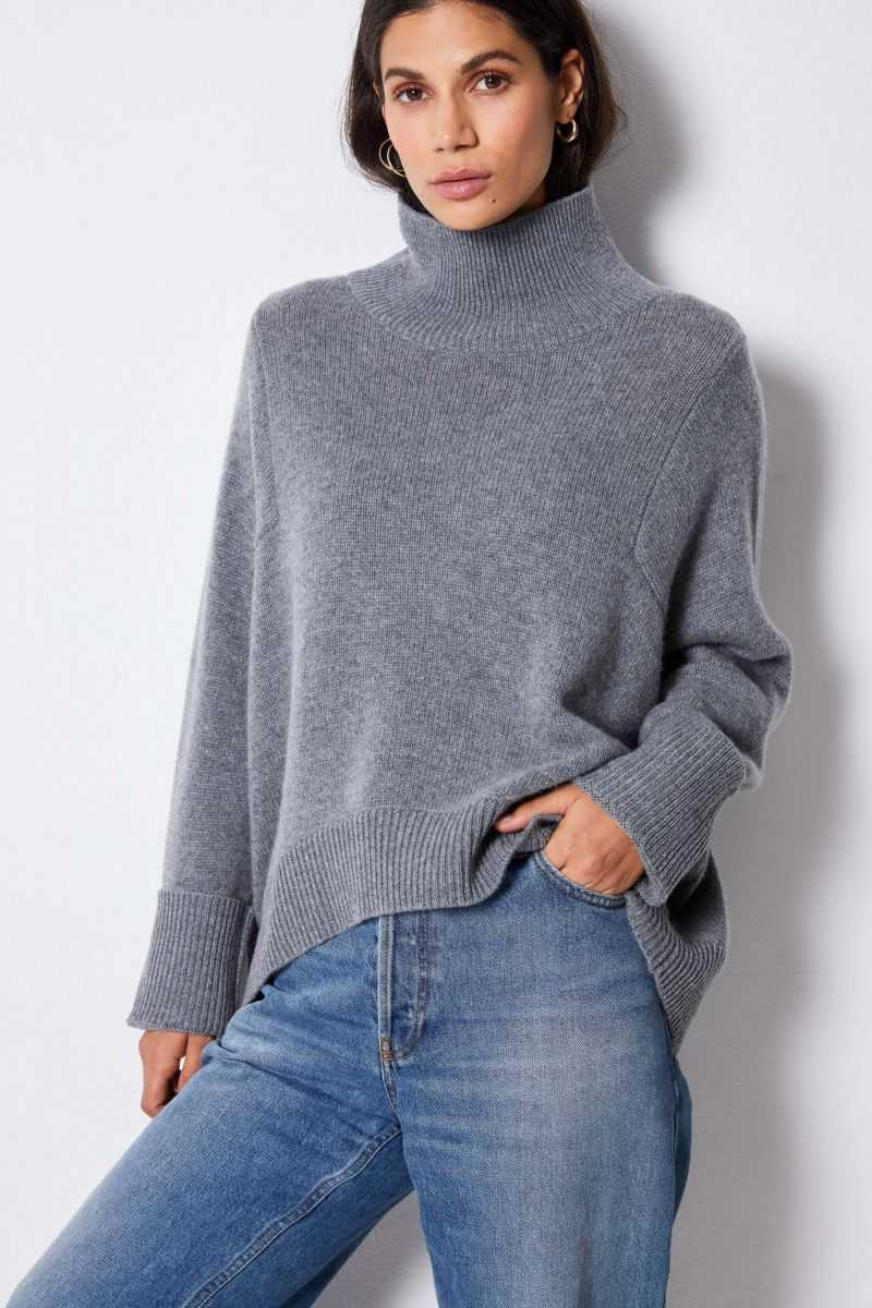 Pull Col Roulé WENDY