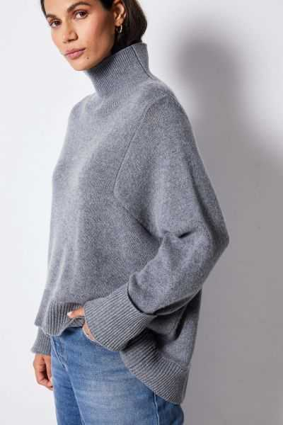 WENDY Roll Neck Jumper