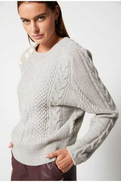 LENA Cable Knit Jumper