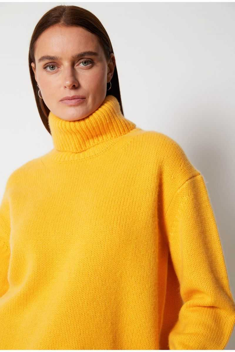 Audrey Roll-Neck Jumper