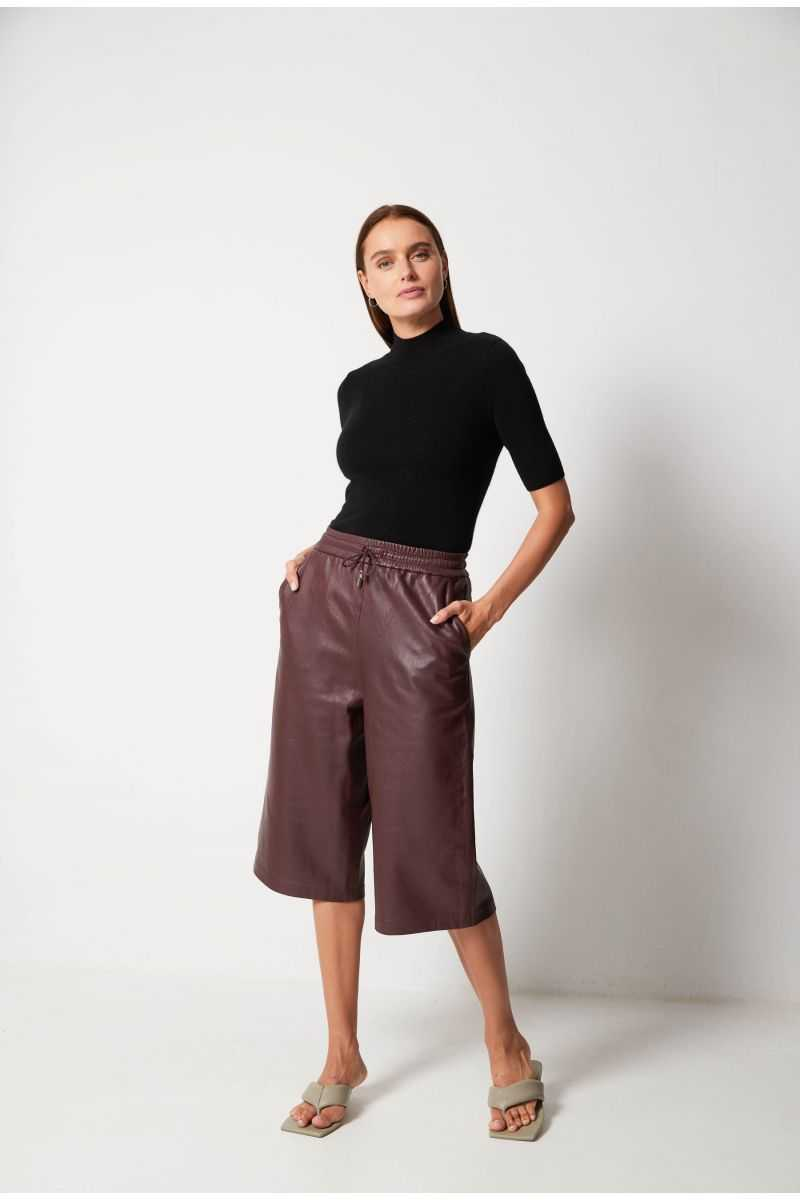 ELVIS Leather Trousers