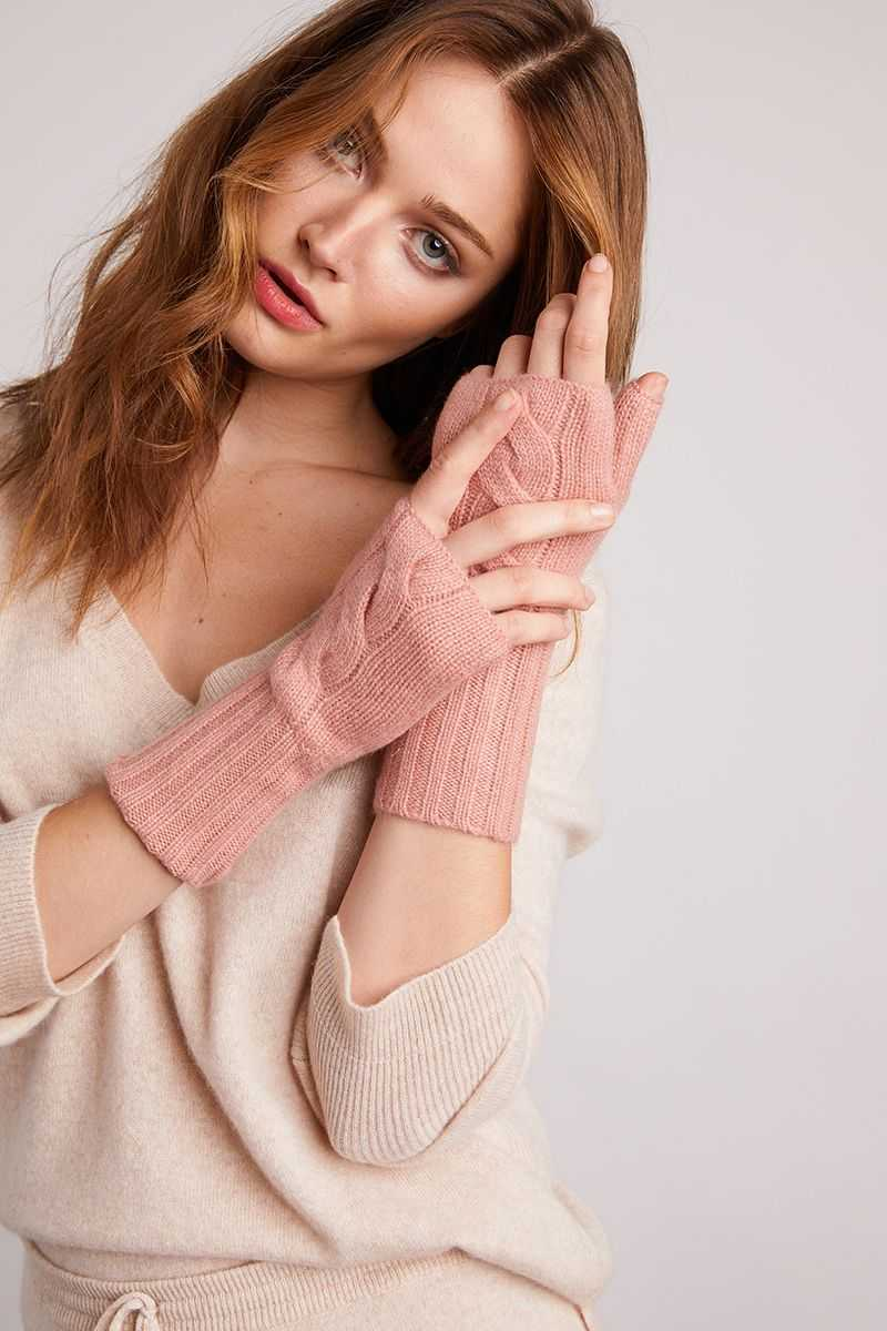 ELISABETH Fingerless Gloves