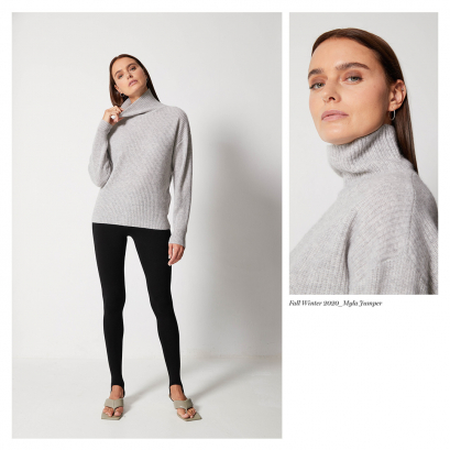 NEW IN - BLACK WEEK 🖤 🔝 Le pull Myla est à -40%. 🔝 100% Cachemire, 4 fils, idéal pour les moments cocooning. 🔝 Livraison offerte jusqu'au 26 novembre ! www.notshy.fr --- 🔝 Myla enters the selective list Back Week! 🔝 100% Cashmere, 4 threads, it is perfect for cocooning moments. 🔝 Delivery offered until November 26th! www.notshy.fr
