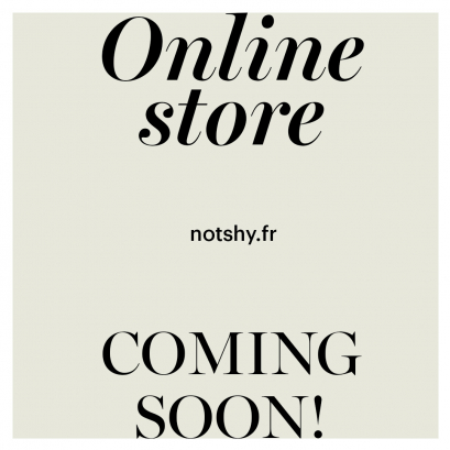 BIG NEWS!⁣ ⁣Les premières pièces de la nouvelle collection sont arrivées sur notre tout nouveau site. De nombreuses surprises à venir...⁣ ! --⁣ First drop of the season online. Many surprises to come...! ⁣ #NOTSHY #NOTSHYparis #Cachemire